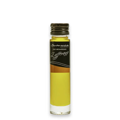 Extra Virgin Olive Oil infused in Saffron - ilikeitalianfood