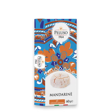 Mandarinè Almond Paste Sweets with Mandarin - ilikeitalianfood