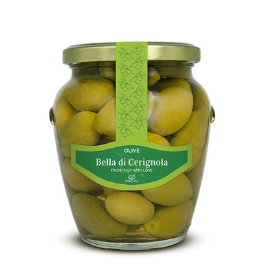 Bella di Cerignola Olives PDO - ilikeitalianfood
