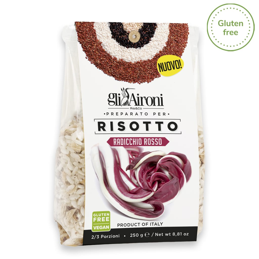 Risotto with Radicchio - ilikeitalianfood