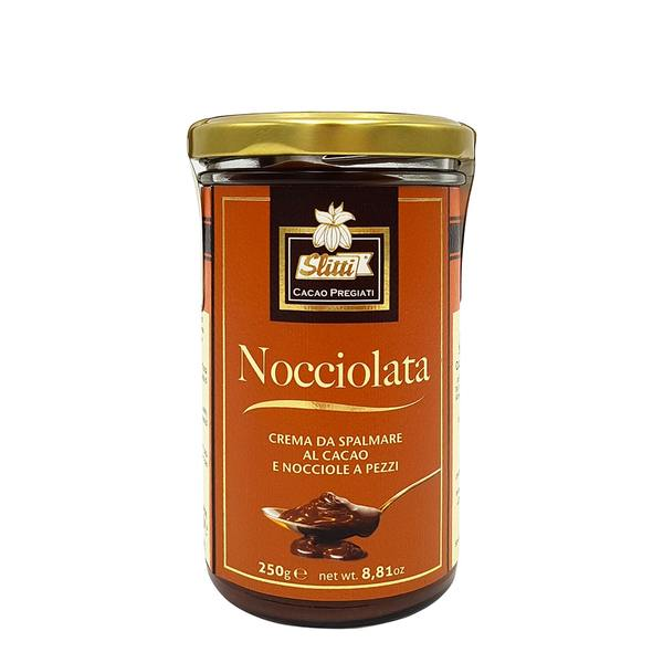Italian Cocoa and Hazelnut Spread Nocciolata 250g