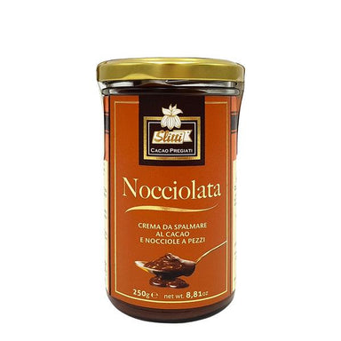 "Cocoa and Hazelnut spread ""Nocciolata"" - ilikeitalianfood"