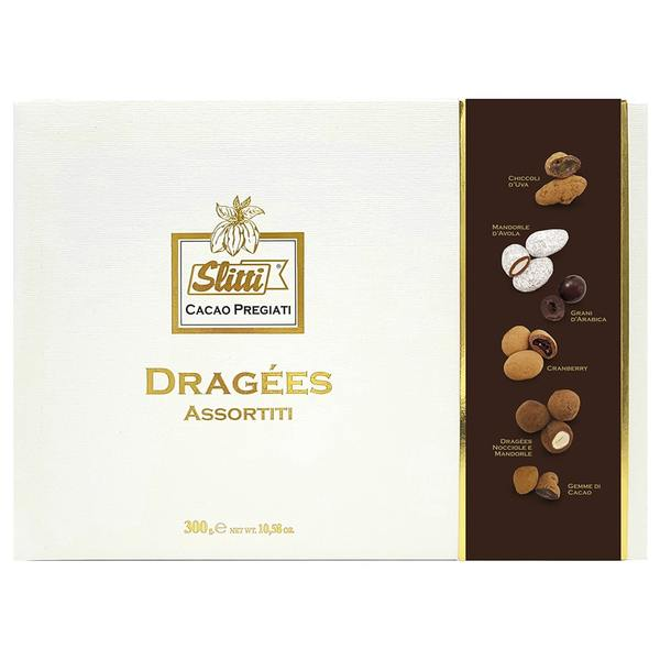 Italian assorted dragèes 300g