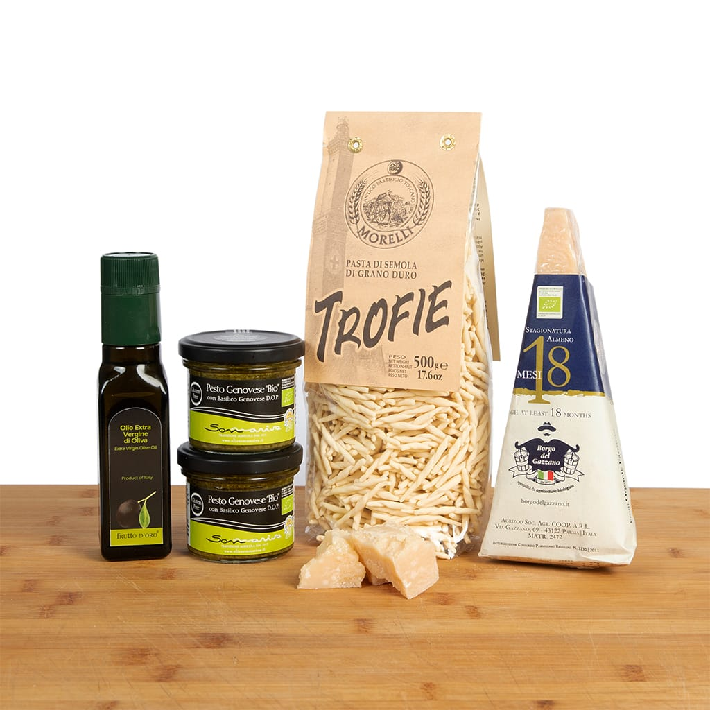 Trofie al Pesto box - ilikeitalianfood