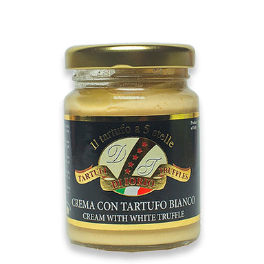 White Truffle Cream - ilikeitalianfood