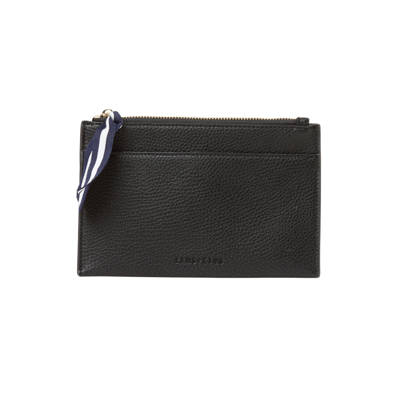 Elms + King New York Coin Purse - Black