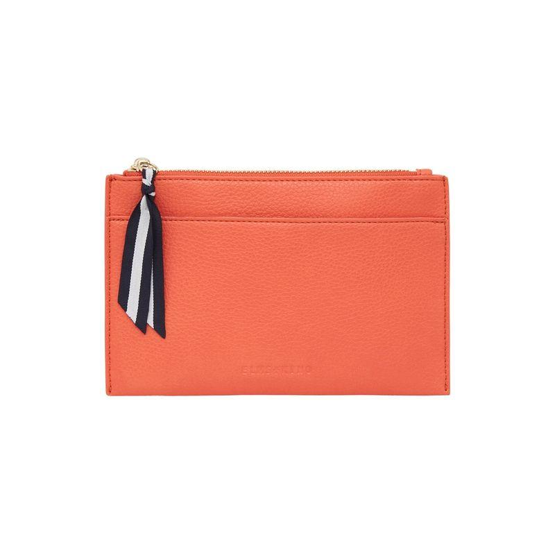 Elms + King New York Coin Purse - Tangelo