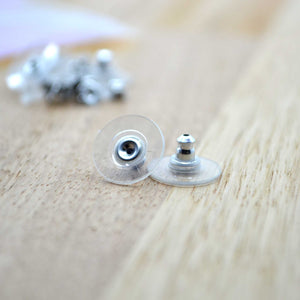 Spare Earring Backings - Mixed