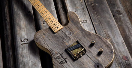 Fender infuses brass in limited edition guitar