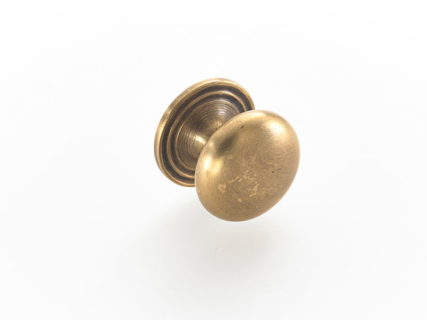 Solid brass door pulls
