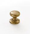 Solid brass classic Drawer pulls. 1.25