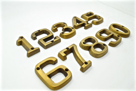 "1.35 "" Brass kitchen cabinet handles.  Perfect for kitchen makeovers."