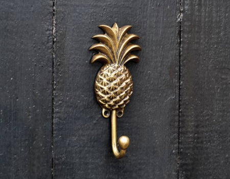 Pineapple hooks .Bathroom kitchen hook. decorative hooks.hook racks. coat stands. towel holder. Robe hooks. mounting hooks