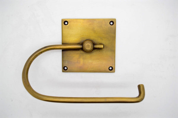 brass toilet roll holders. classic design , Perfect for Kitchen makeovers and Furniture up cycling projects.