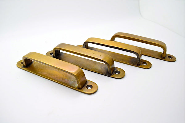 brass drawer handles,vintage drawer pull, cupboard drawer handles.Kitchen handles, pulls antique retro Solid Brass handles