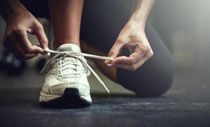 Lacing up my running shoes| Personal tragedy leads to HHHP Shop