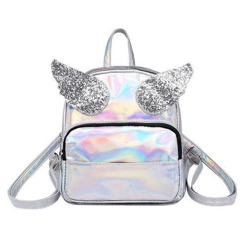 Mini Unicorn Backpack/ Book sack