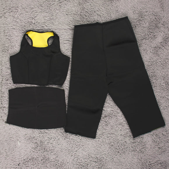 Neoprene hot shaper set
