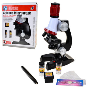 BOHS Science Microscope Biology Play Toys
