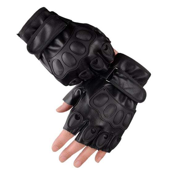 Strong Gym Fitness Gloves Academia Power Training Weight Lifting Dumbbell Sports Crossfit Barbell Fingerless Half Finger Gloves
