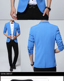 Men's Blazer Slim