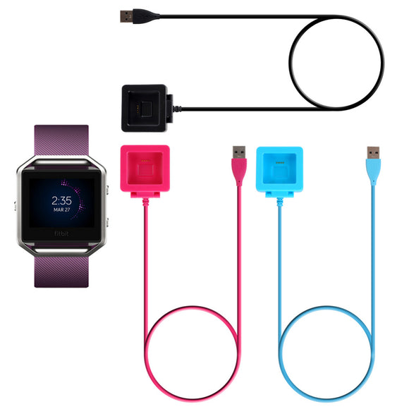 fitbit blaze charging dock with usb port