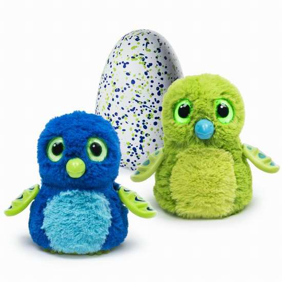 Electronic Pets Kids Intelligent Toys Birds Hatchimals Egg Interactive Hatchable EggsTalking Toy Sealed Emotional Relieve Toys