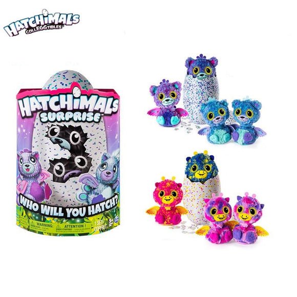 Hatchimals eggs SURPRISE(Twins)*New Hatchimal Exclusive* Giraven ~Brand New Sealed~