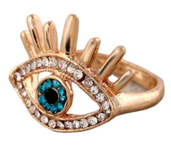 Bright Eye Ring