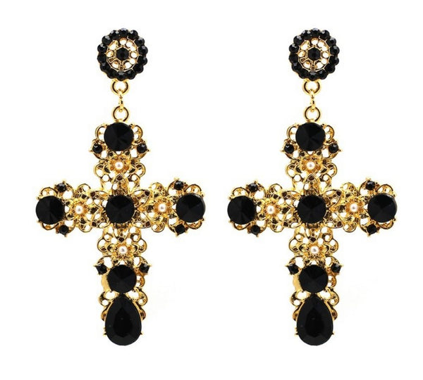 Pendientes Stauros Earrings
