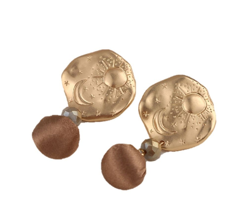 Pendientes Moon Light Earrings