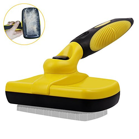 Peekaboo Dog Grooming Slicker Brush
