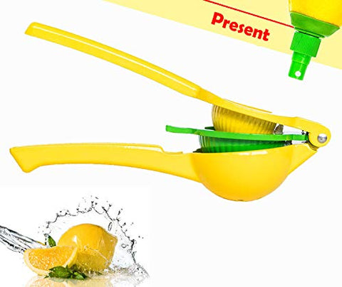NNRT Manual Lemon Squeezer aluminum