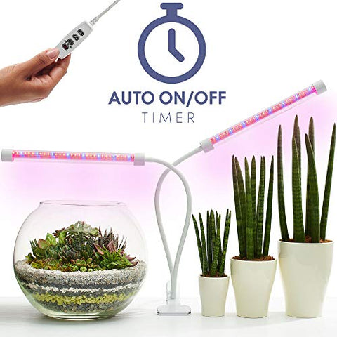 Plant Light Waterproof Adjustable Gooseneck