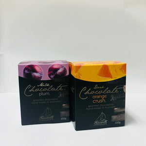 Fremantle chocolates 150g chocolate box
