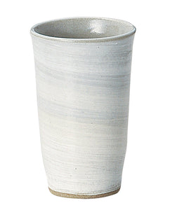 White Glazed Cup