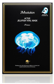 Active Jellyfish Vital Mask (Prime) - 10 Sheets Per Box