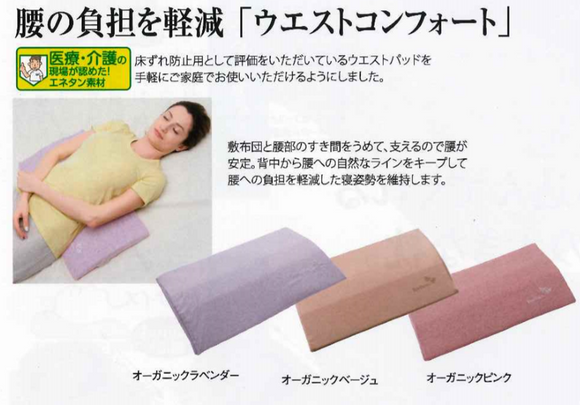 Enethan Support Pillow (for lower back)