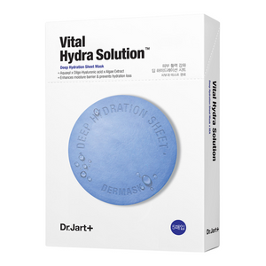 Dr.Jart+Vital Hydra Solution - 5 Sheets Per Box