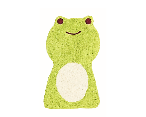 PET Frog Floor Mat
