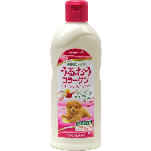 Happy Pet Collagen Treatment Shampoo Rose 350ML