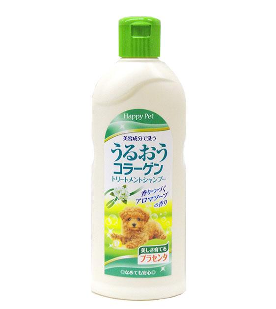 Happy Pet Collagen Treatment Shampoo Soap 350ML