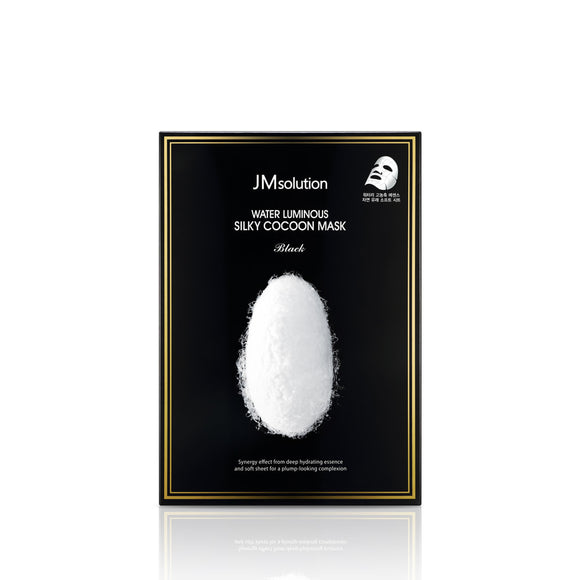 JM Solution Water Luminous Silky Cocoon Mask - 10 sheets Per Box