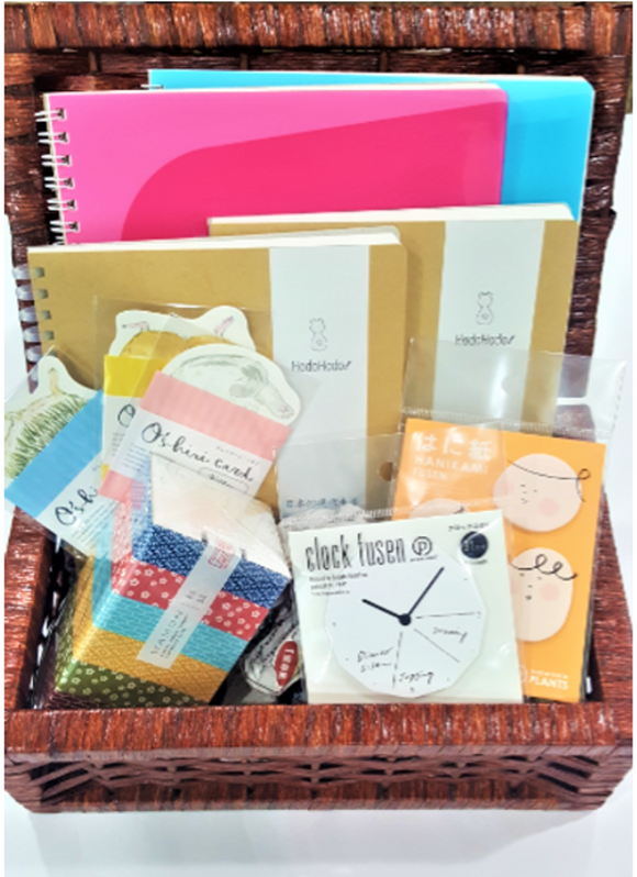 Gift Hamper of Premium Japanese Stationery