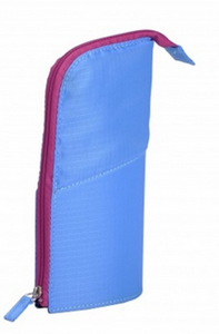 Kokuyo NEO CRITZ-R Pencil Case (Blue)