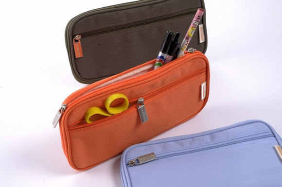 Kokuyo Pen Case (Orange)