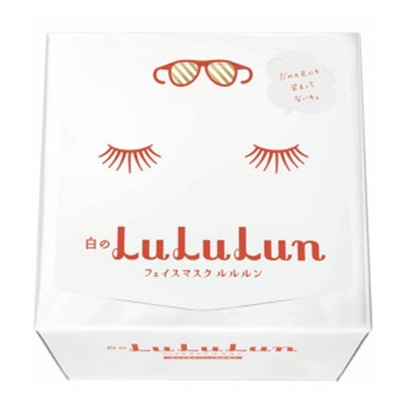 LuLuLun Face Mask Brightening 32 sheets