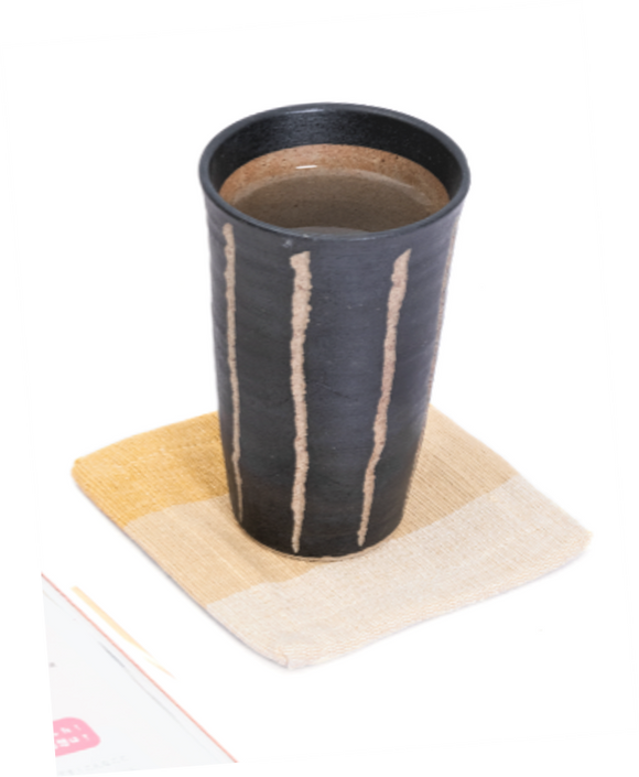 Black Engraverous Grass Cup (Small)