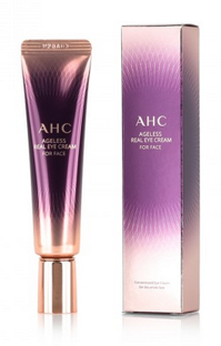 New AHC Ageless Real Eye Cream for Face 30ml