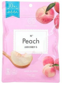 Mask Sommelier Peach - 10 Sheets